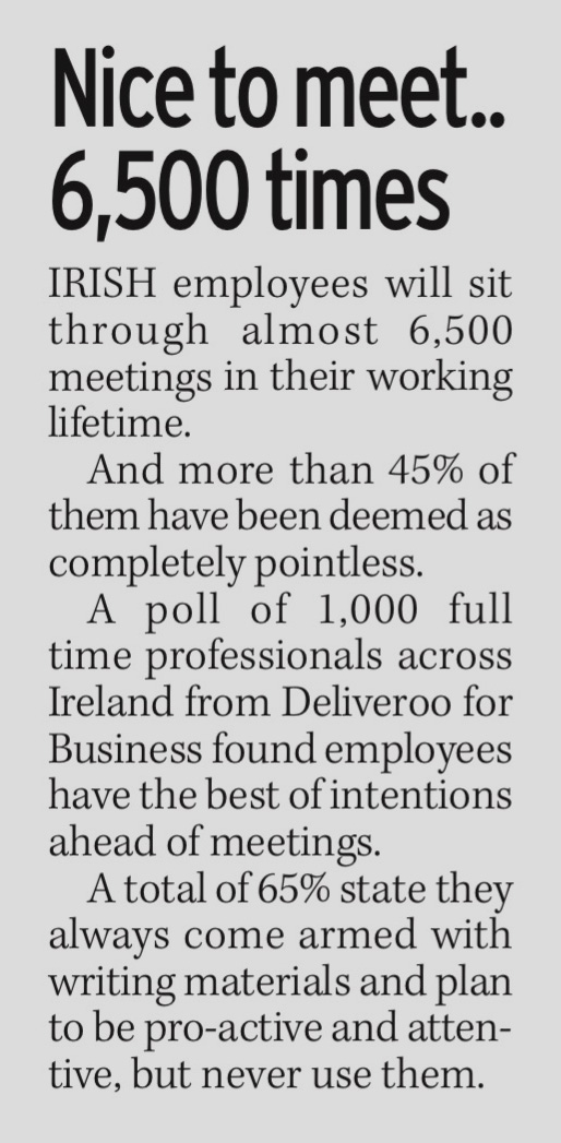 COVERAGE FOR DELIVEROO