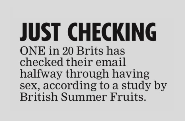 COVERAGE FOR BRITISH SUMMER FRUITS