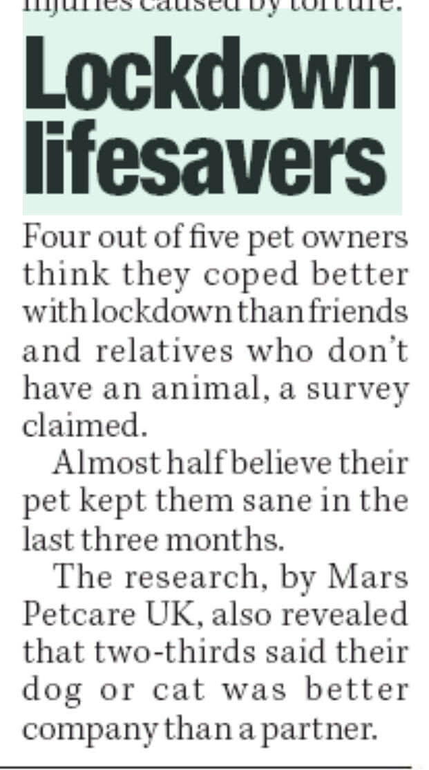 COVERAGE FOR MARS PETCARE